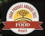 Farm Producer Award 2015 Winner Logo