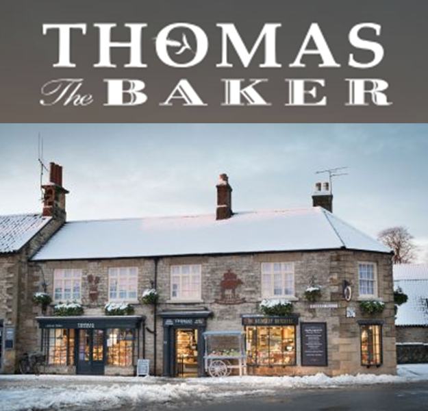Thomas the Baker Helmsley