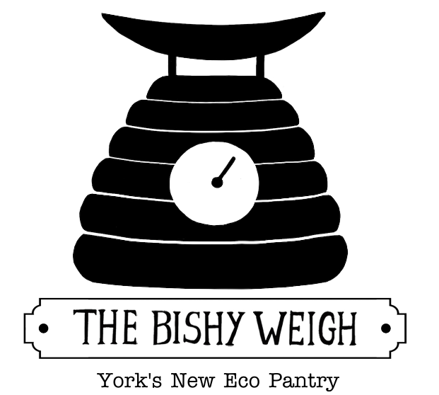 The Bishy Weigh Logo