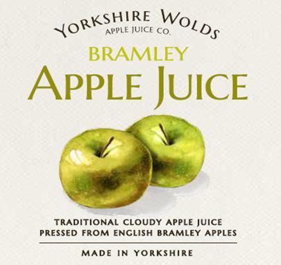 Bramley Label Image