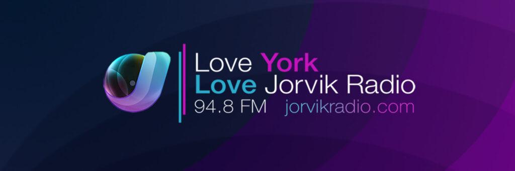 Jorvik Radio Logo