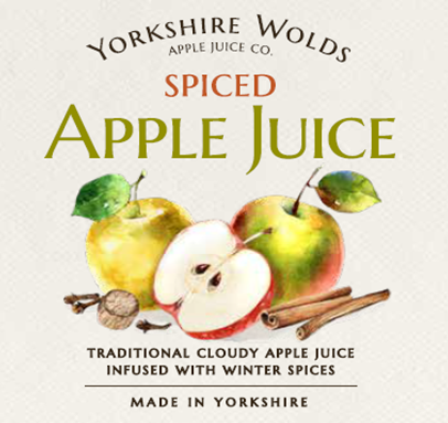 Spiced Label Image