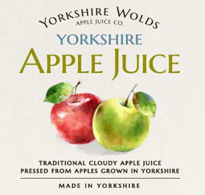 Yorkshire Label Image