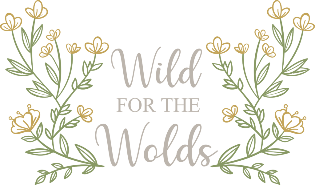 Wild for the Wolds Logo