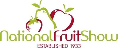 National Fruit Show Logo