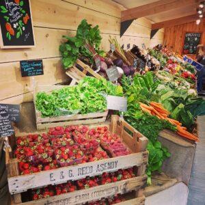 Minskip Farm Shop Produce