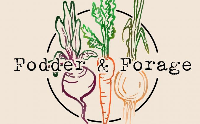 Fodder and Forage Logo