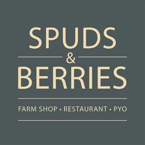 Spuds and Berries Logo