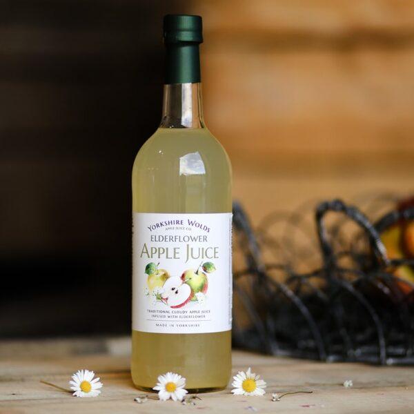 Elderflower Juice Image