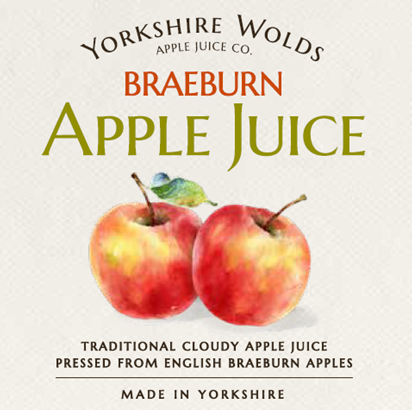 Braeburn label image